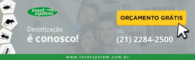 Inset System: Orçamento grátis